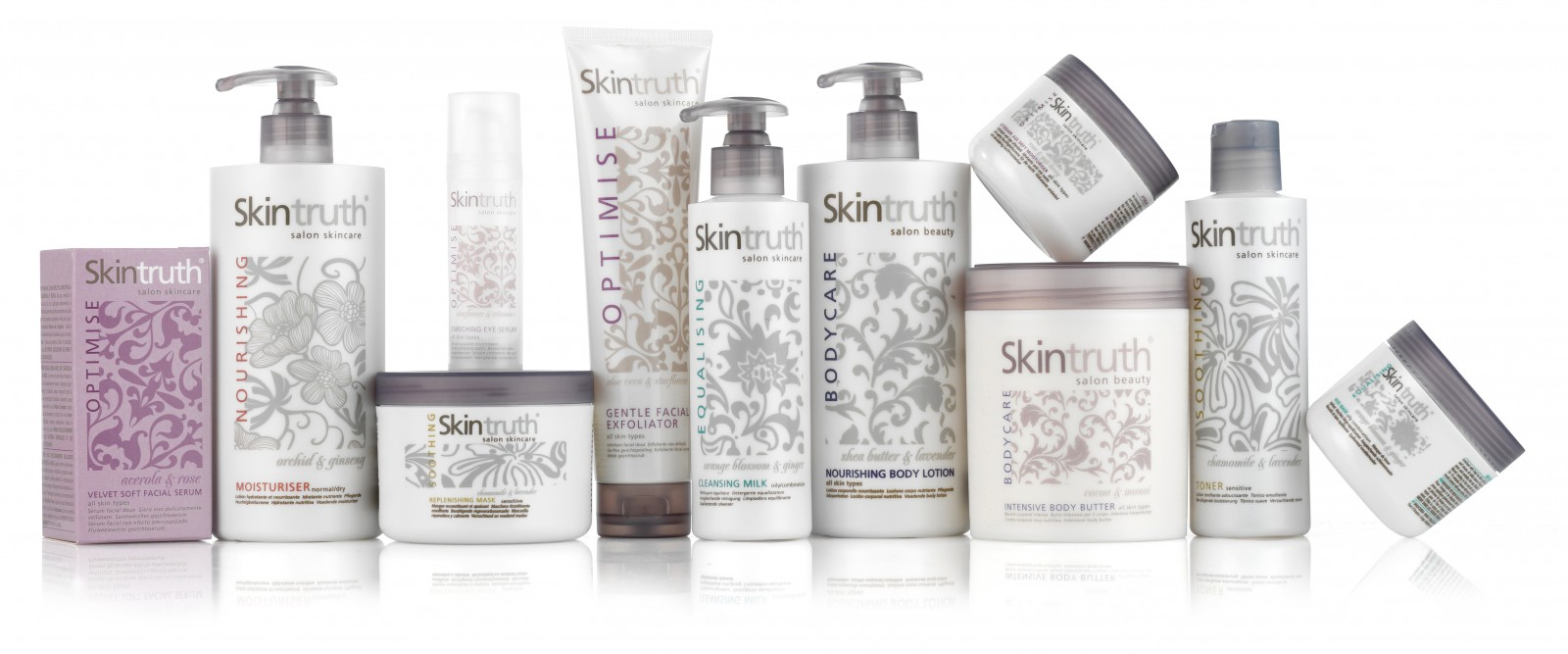 Skintruth The Products In Action